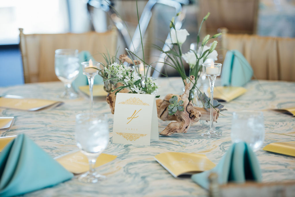 Gala Table Setting